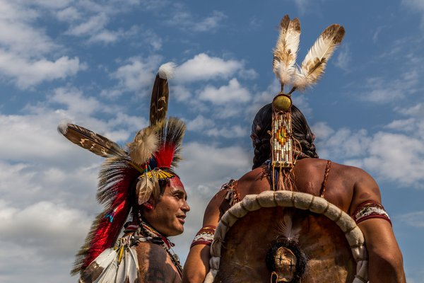 Oglala Lakota Nation Pow Wow thumbnail