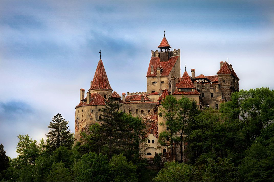 'Dracula's Castle' Is Now Offering Visitors Free Covid-19 Vaccinations