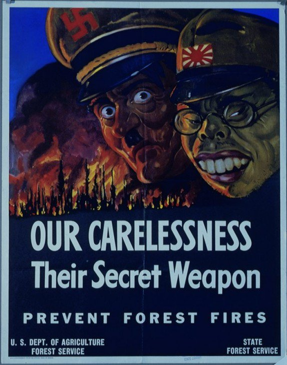 It's a Good Thing We Have Smokey: These 1940s Fire Prevention Ads Are Something Else