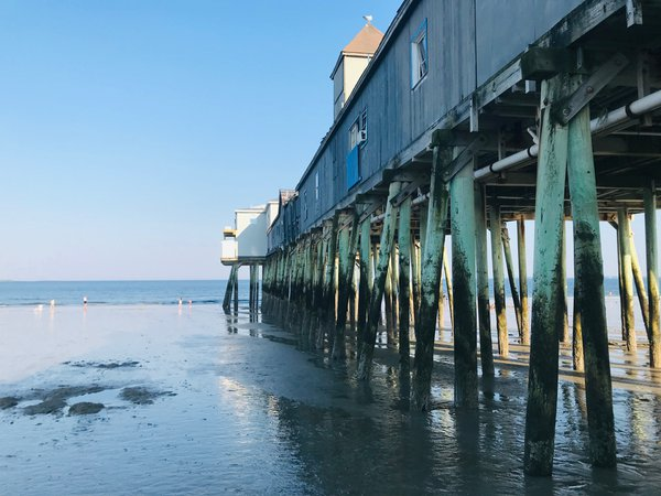 Old Orchard Beach Pier thumbnail