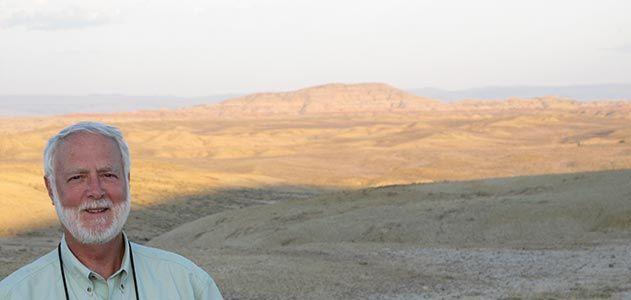 Secretary Clough in Wyoming