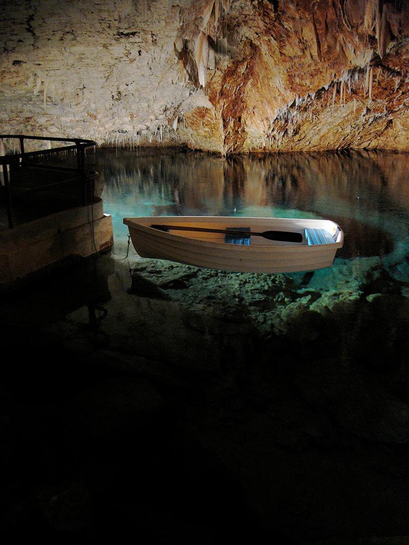 These Caves in Bermuda Inspired the '80s TV Show 'Fraggle Rock'