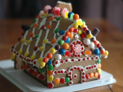 The tradition of decorative gingerbread dates back to the Middle Ages.