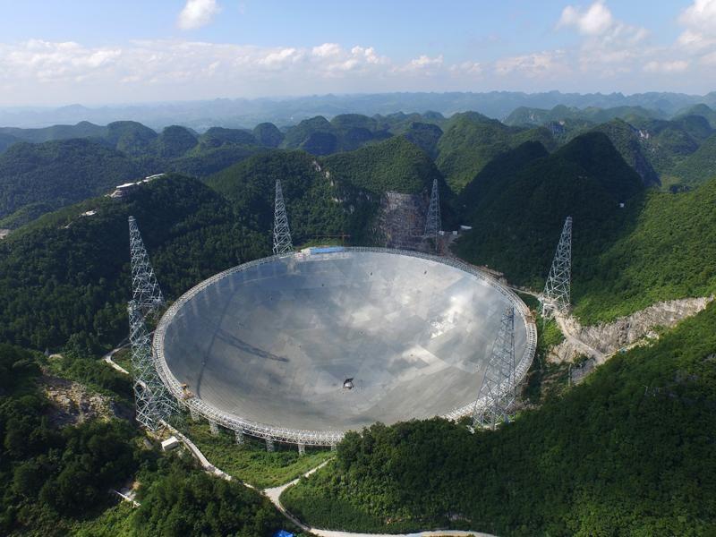 Chinese Radio Telescope
