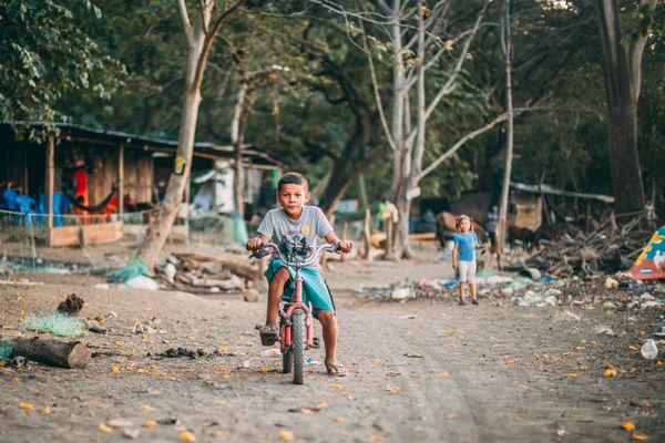 Nicaraguan village thumbnail