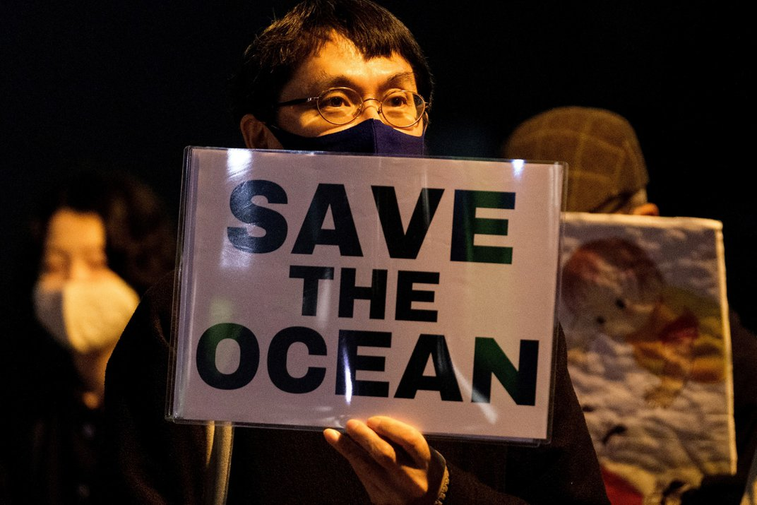 Japan Will Release Fukushima Nuclear Plant Wastewater Into Ocean