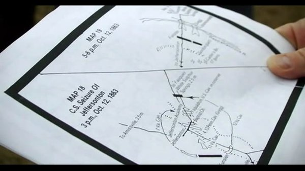 Preview thumbnail for Walking Through Civil War History