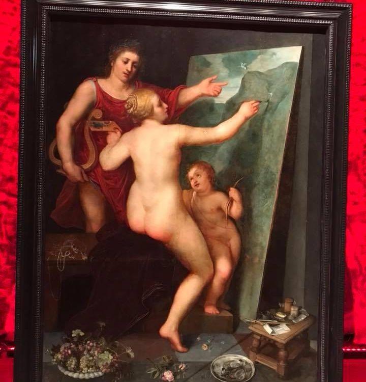 Apollo and Venus