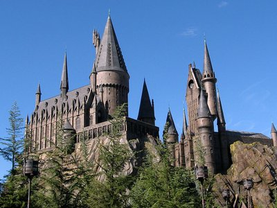 Enroll in Hogwarts classes, find out which house you belong in, and listen to the audiobook version of Harry Potter and the Sorcerer's Stone.