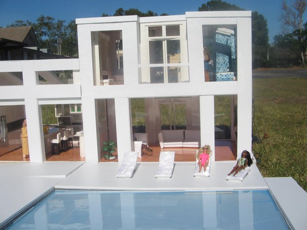fashion doll in 1:6 scale contemporary home thumbnail