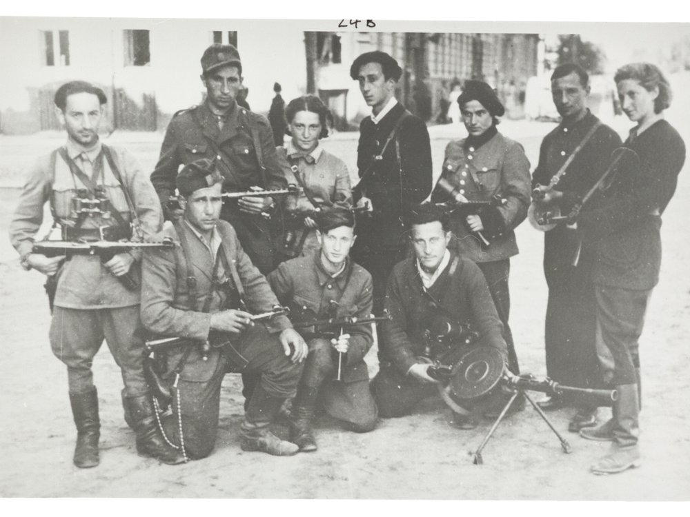 Jewish partisans in Lithuania