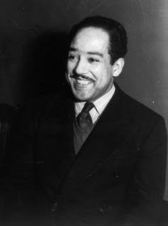 In His Speeches, MLK Carefully Evoked the Poetry of Langston Hughes