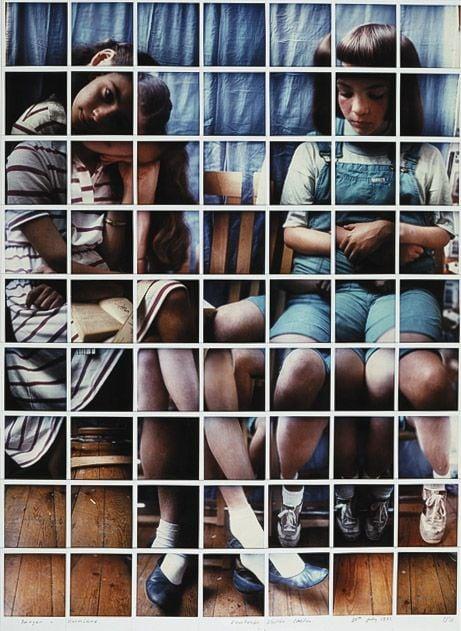 Imogen + Hermiane Pembroke Studios, London 30th July 1982