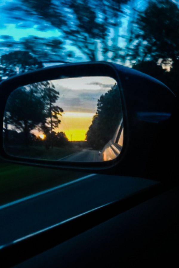 Sunset In Mirror thumbnail