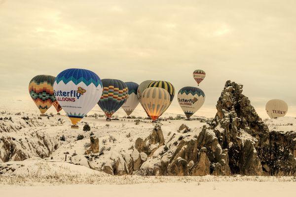Cappadocia Hot Air Balloons thumbnail