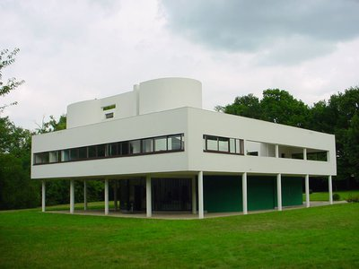 The planned museum is set to be built in Poissy, home of Le Corbusier's famed Villa Savoye