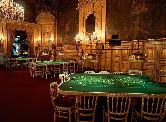Casino of Kurhaus Baden Baden Germany