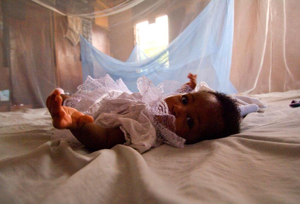 Malaria Baby
