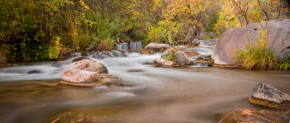 Fossil Creek Pano thumbnail