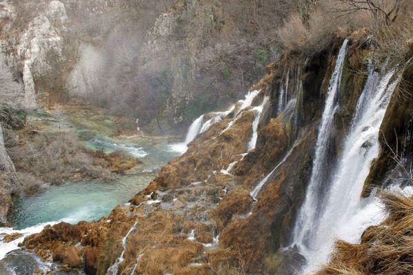 Plitvice Lakes in January thumbnail