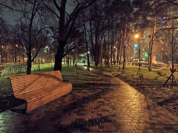 Moscow at night thumbnail