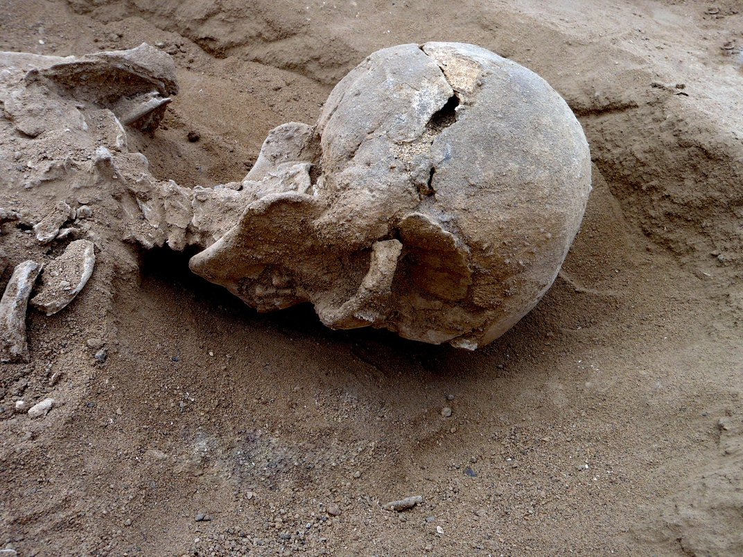 An Ancient, Brutal Massacre May Be the Earliest Evidence of War