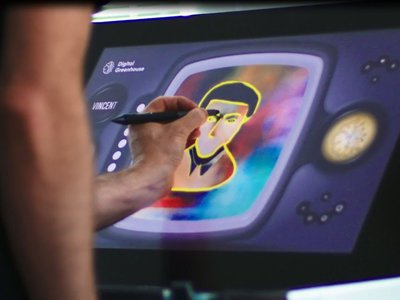 Make your art better with this highly trained AI named Vincent