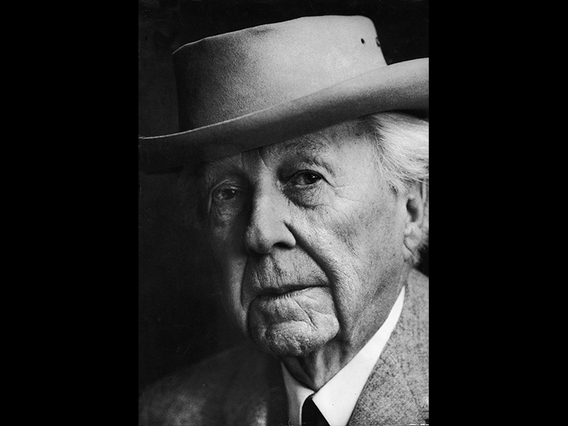The Prickly, Brilliant and Deeply Influential Frank Lloyd Wright