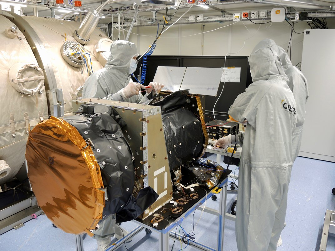 Three Things to Know About Europe's New Exoplanet Space Telescope