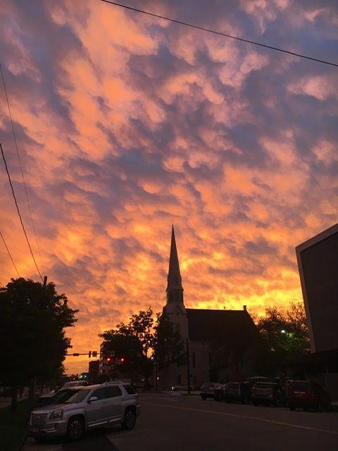 Sunset on Main St. thumbnail