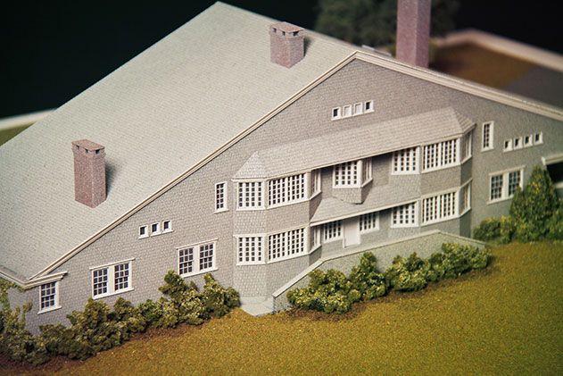 Low House Rhode Island
