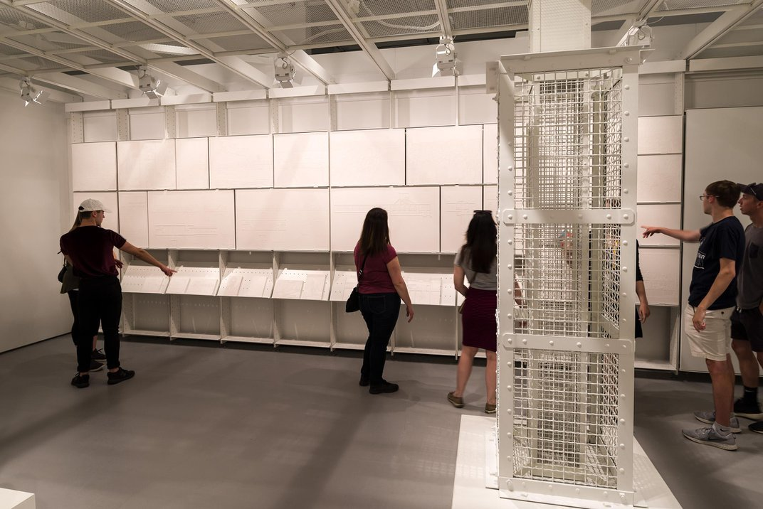 Using Art to Talk About the Holocaust in 'The Evidence Room'