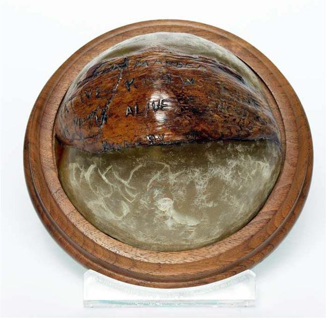 The Coconut that saved JFK