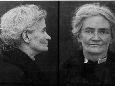 Violet Gibson, a 50-year-old Irish woman, attempted to assassinate Italian dictator Benito Mussolini in 1926.