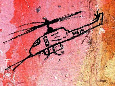 Cobra graffiti