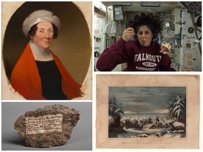 When curators gather, the topics are lively. Did Dolley Madison save the day? Do astronauts eat freeze-dried ice cream? And where exactly did the Pilgrims land?