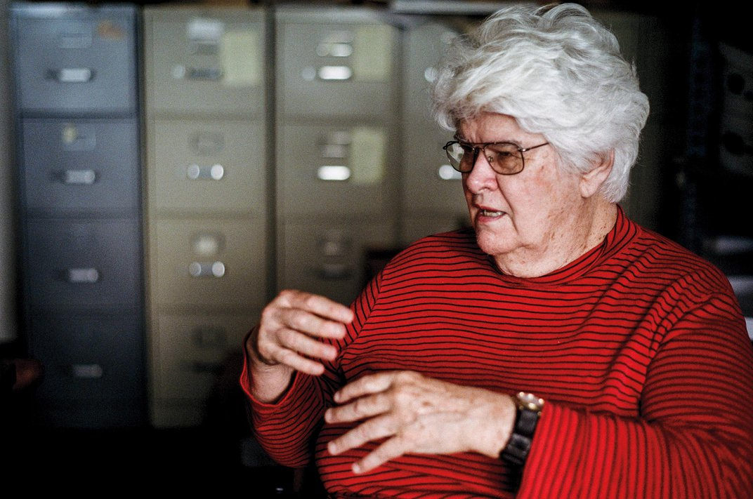 Women Scientists Were Written Out of History. It's Margaret Rossiter's Lifelong Mission to Fix That