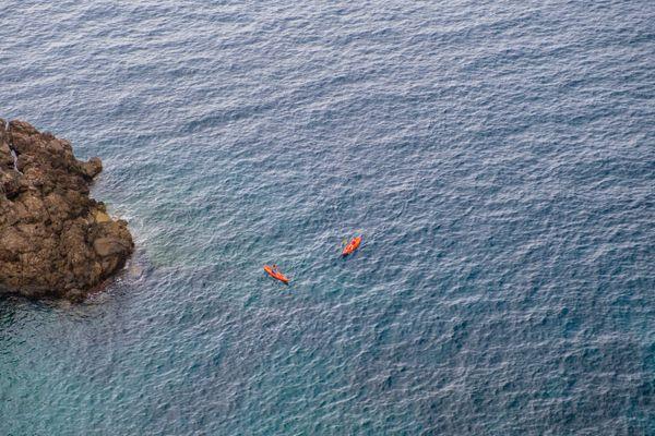 Orange Kayaks thumbnail