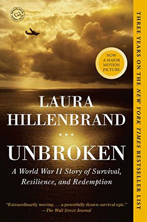Preview thumbnail for video 'Unbroken: A World War II Story of Survival, Resilience, and Redemption