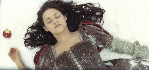 """Kristen Stewart plays the """"fairest of them all"""" in the new film adaptation of the classic fairy tale."""