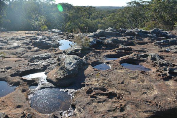 Potholes of Maddens Creek  thumbnail