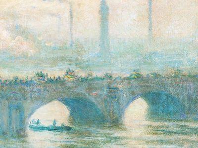 """Claude Monet's """"Waterloo Bridge"""" is one of the roughly 1,500 works in Gurlitt's collection"""