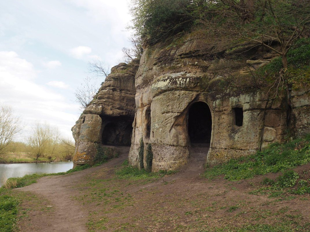 Deposed Ninth-Century King May Have Called This Cave Dwelling Home