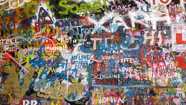 Graffiti Wall thumbnail