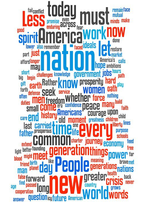 Text of Barack Obamas first Inaugural Address