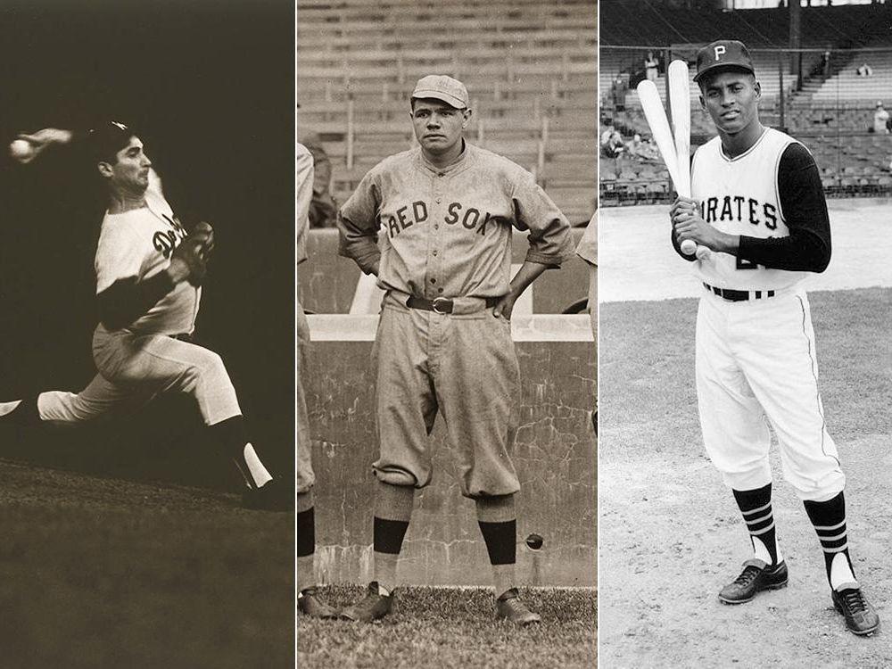 National Portrait Gallery Baseball Players