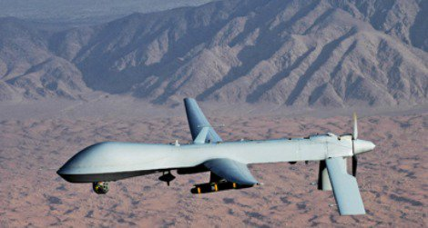 Can drones be taught the rules of war?