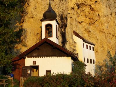 The Saalfelden hermitage