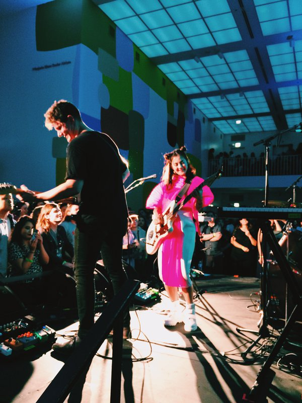 Japanese Breakfast concert at the Museum of Contemporary Art Chicago thumbnail