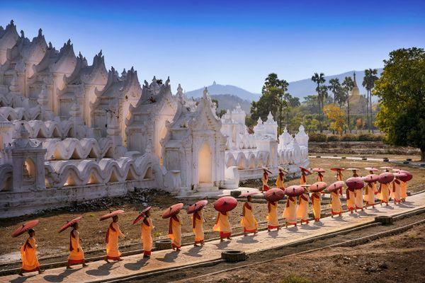 Going to the pagoda thumbnail